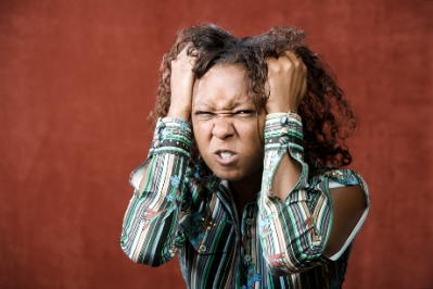 bigstockphoto_Angry_Pretty_African-American__3684725