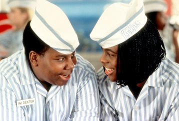 A still of Kenan Thompson and Kel Mitchell in Good Burger (1997), Photo Courtesy:Paramount/Getty Images