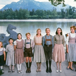 A still from The Sound of Music (1965), Photo Courtesy:From MPTVImages.com