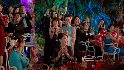 Crazy Rich Asians (2018), Warner Bros.