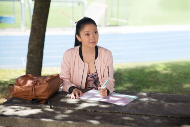 Lana Condor in To All the Boys I've Loved Before (Credit: Netflix)